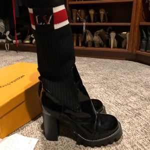 5bbc6f3a4c306 Louis Vuitton Ankle Boots   Booties for Women